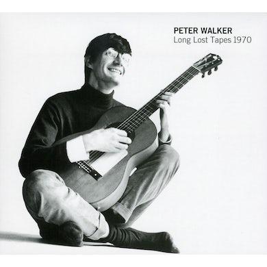 Peter Walker LONG LOST TAPES 1970 CD