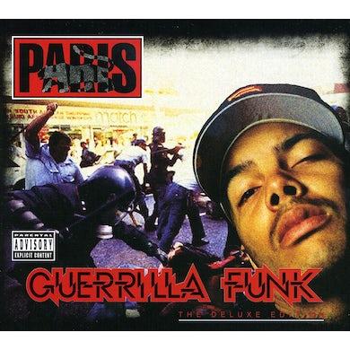 Paris GUERRILLA FUNK CD