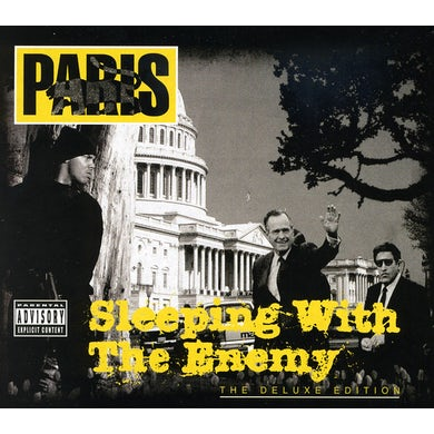 Paris SLEEPING WITH THE ENEMY CD