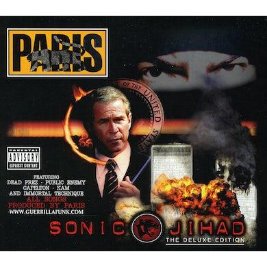 Paris SONIC JIHAD CD
