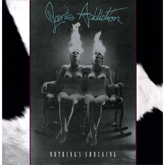 Jane's Addiction NOTHING'S SHOCKING Vinyl Record