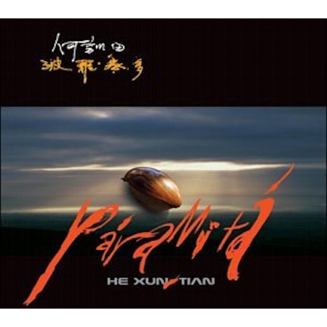 He Xun-Tian PARAMITA CD