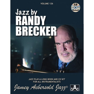 Jamey Aebersold RANDY BRECKER CD