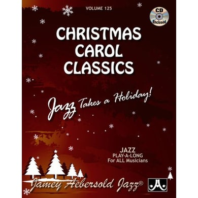 Jamey Aebersold CHRISTMAS CAROLS CD