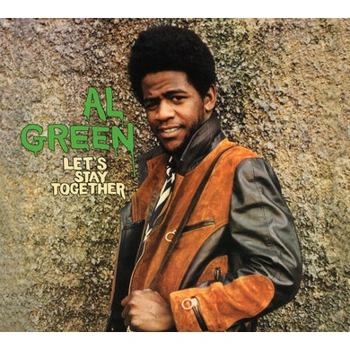 Al Green LET'S STAY TOGETHER CD