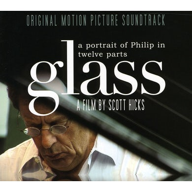 Glass PORTRAIT OF PHILIP IN TWELVE PARTS CD