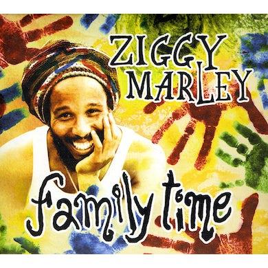 Ziggy Marley FAMILY TIME CD