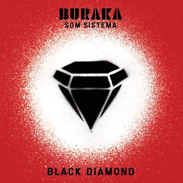 Buraka Som Sistema BLACK DIAMOND Vinyl Record - Limited Edition, 180 Gram Pressing