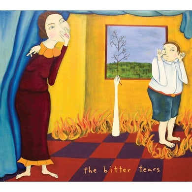 Bitter Tears JAM TARTS IN THE JAKEHOUSE Vinyl Record - Digital Download Included