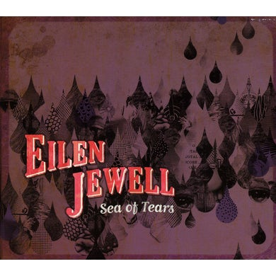 Eilen Jewell SEA OF TEARS CD