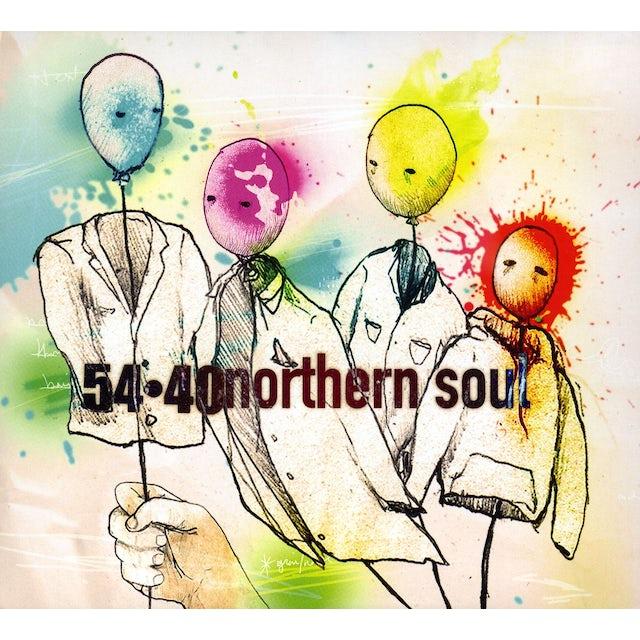 54-40 NORTHERN SOUL CD