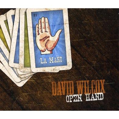 David Wilcox OPEN HAND CD