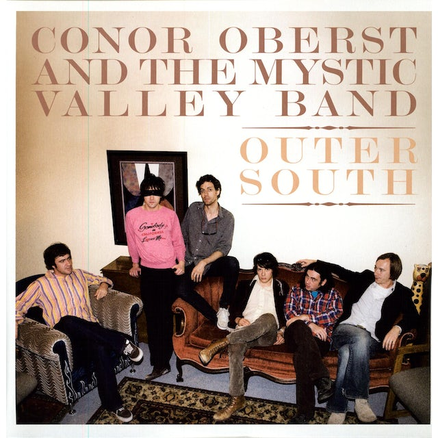 Conor / Mystic Valley Band Oberst OUTER SOUTH Vinyl Record
