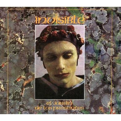 Invisible JARDIN DE LOS PRESENTES CD
