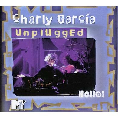 Charly Garcia Pena MTV UNPLUGGED CD