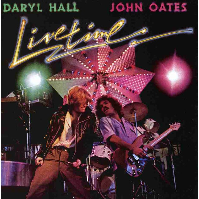 Hall & Oates LIVETIME CD