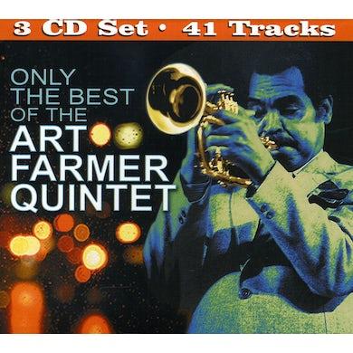 ONLY THE BEST OF ART FARMER QUINTET CD