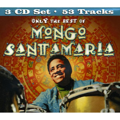 ONLY THE BEST OF MONGO SANTAMARIA CD
