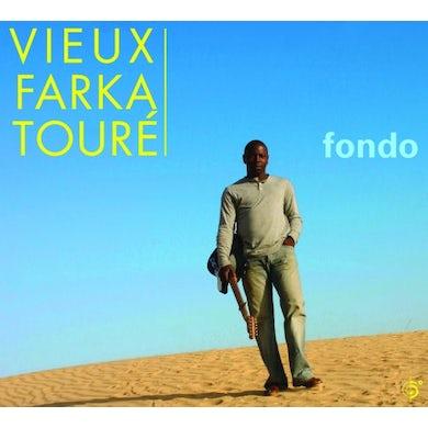 Vieux Farka Toure FONDO CD
