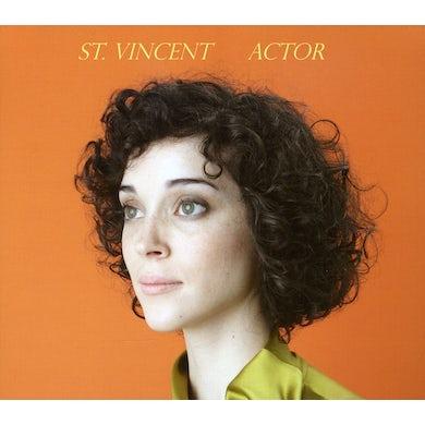 St. Vincent ACTOR CD