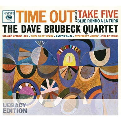 Dave Brubeck TIME OUT: 50TH ANNIVERSARY LEGACY EDITION CD