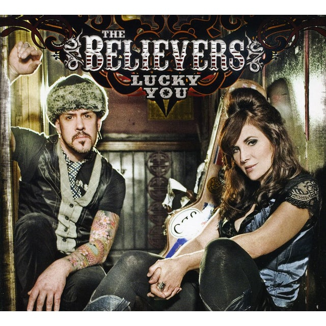 Believers LUCKY YOU CD