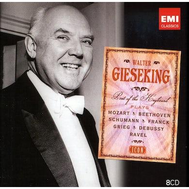 Walter Gieseking ICON CD