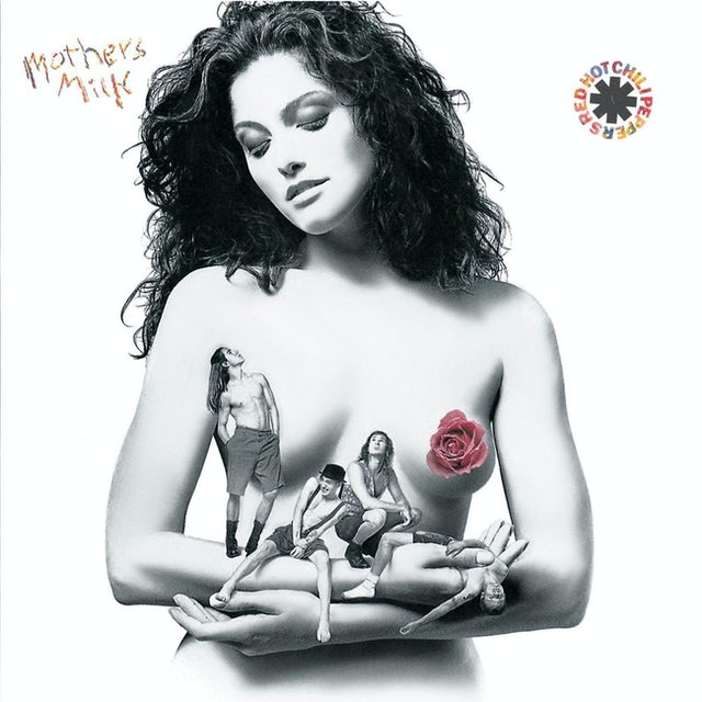 Red Hot Chili Peppers MOTHERS MILK Vinyl Record