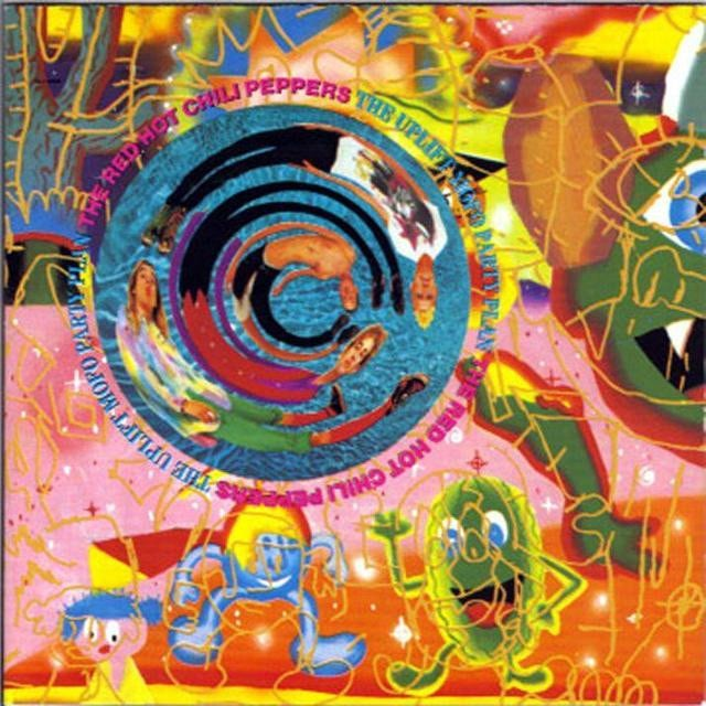 Red Hot Chili Peppers Uplift Mofo Party Plan (Vinyl)