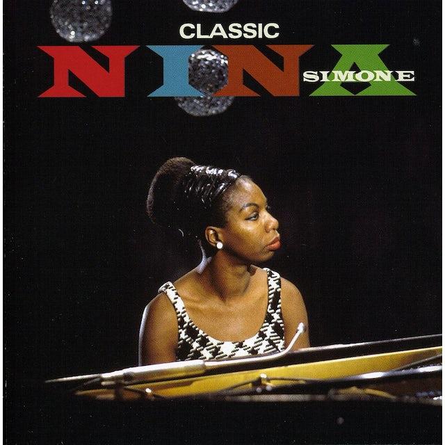 Nina Simone CLASSIC: MASTERS COLLECTION CD