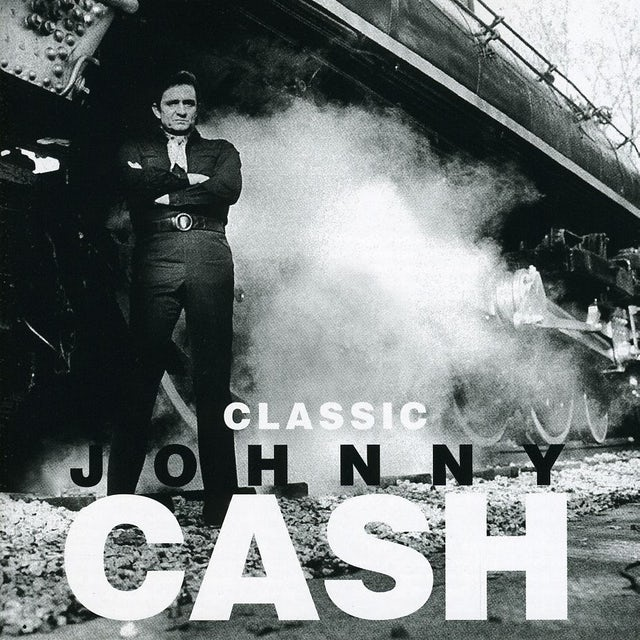 Johnny Cash CLASSIC: MASTERS COLLECTION CD