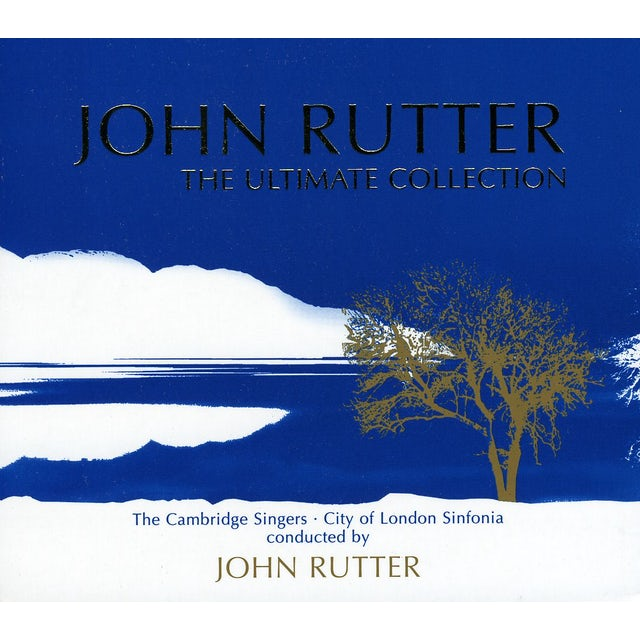 John Rutter ULTIMATE COLLECTION CD