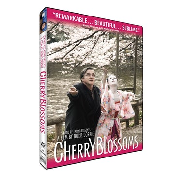 CHERRY BLOSSOMS DVD