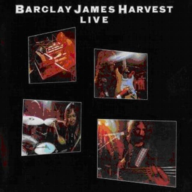 Barclay James Harvest LIVE CD