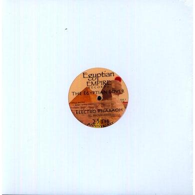 Egyptian Lover ELECTRO PHAROAH / KEEP IT HOT Vinyl Record