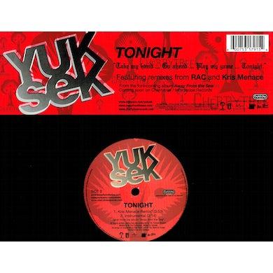 Yuksek TONIGHT (X4) Vinyl Record