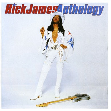 Rick James ANTHOLOGY CD
