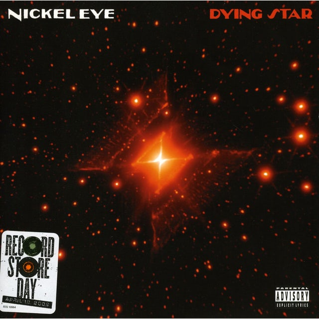 Nickel Eye DYING STAR / BRANDY OF THE DAMNED Vinyl Record