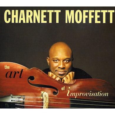 Charnett Moffett ART OF IMPROVISATION CD