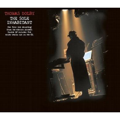 Thomas Dolby SOLE INHABITANT Vinyl Record