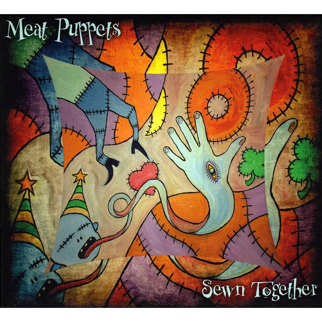 Meat Puppets SEWN TOGETHER CD