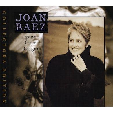 Joan Baez GONE FROM DANGER CD