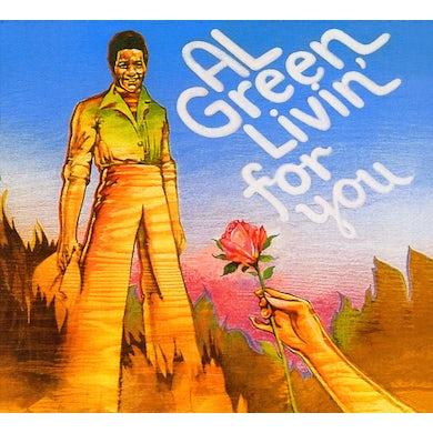 Al Green LIVIN FOR YOU CD