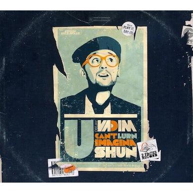 Dj Vadim U CAN'T LURN IMAGINASHUN CD