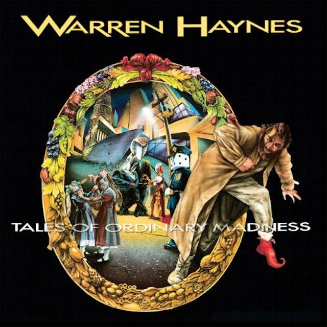 Warren Haynes TALES OF ORDINARY MADNESS Vinyl Record