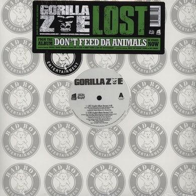 Gorilla Zoe LOST Vinyl Record