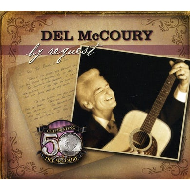 Del Mccoury BY REQUEST CD