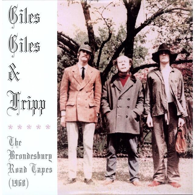 Giles Giles & Fripp BRONDESBURY ROAD TAPES Vinyl Record - 180 Gram Pressing