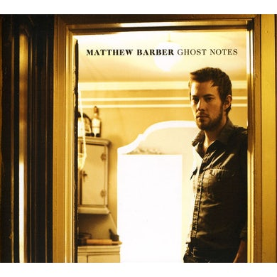 Matthew Barber GHOST NOTES CD