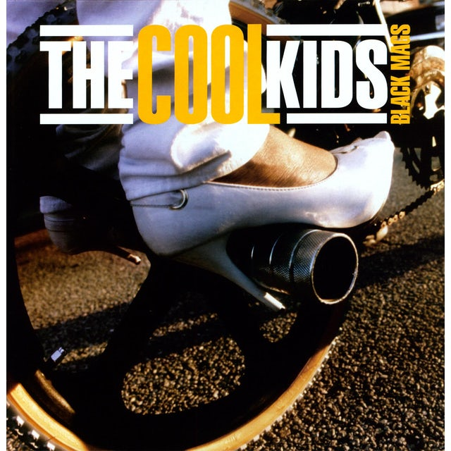 Cool Kids BLACK MAGS Vinyl Record